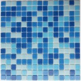 мозаика TA227 стеклянная для бассейна
