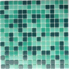 мозаика EV203 стеклянная для бассейна