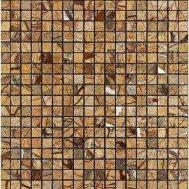 мраморная мозаика Forest Brown N/M