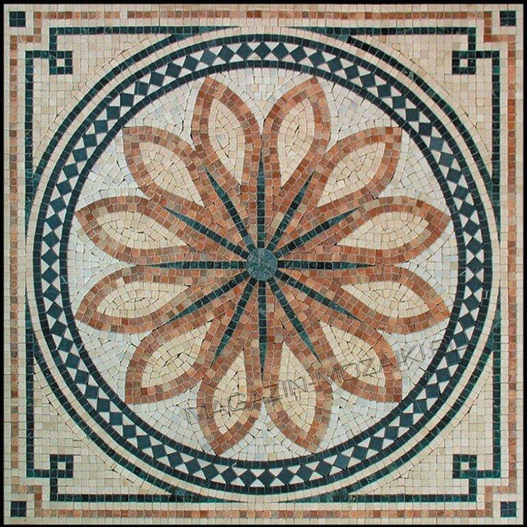 мозаичный ковер PH-07