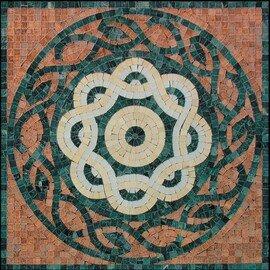 мозаичный ковер PH-08