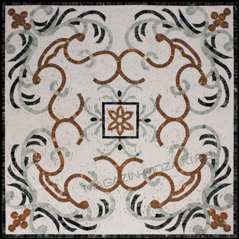 мозаичный ковер PH-01 (PL-1P)