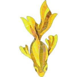 мозаичный декор APM - Fish