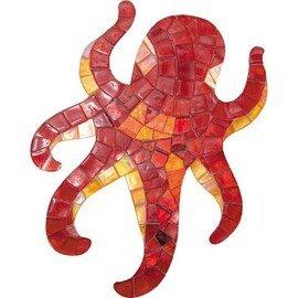 мозаичный декор APM - Octopus
