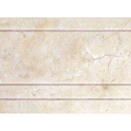 мозаичный бордюр B030-3 (Crema Marfil Extra)