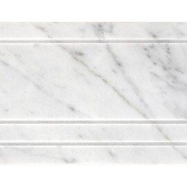 мозаичный бордюр B088-3 (Carrara)