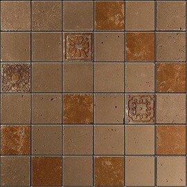 мозаичный декор GLY-3B