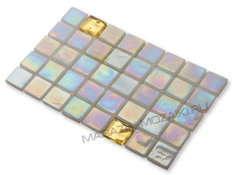 мозаика MIX15-WH118 (Algedi)