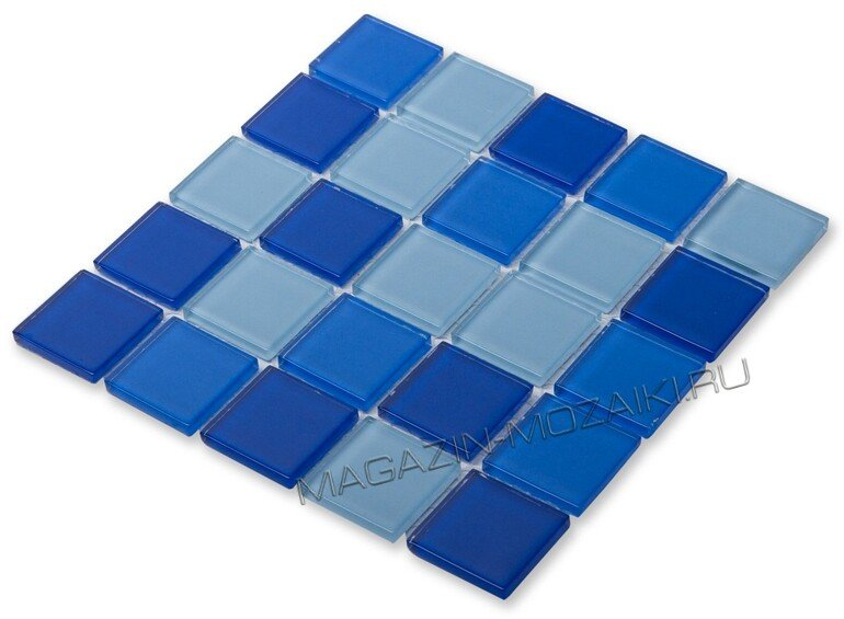 мозаика Blue wave-2