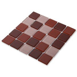 мозаика Brown mix