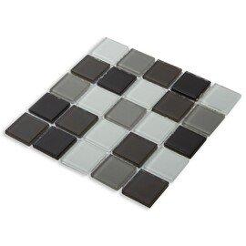 мозаика Carbon mix