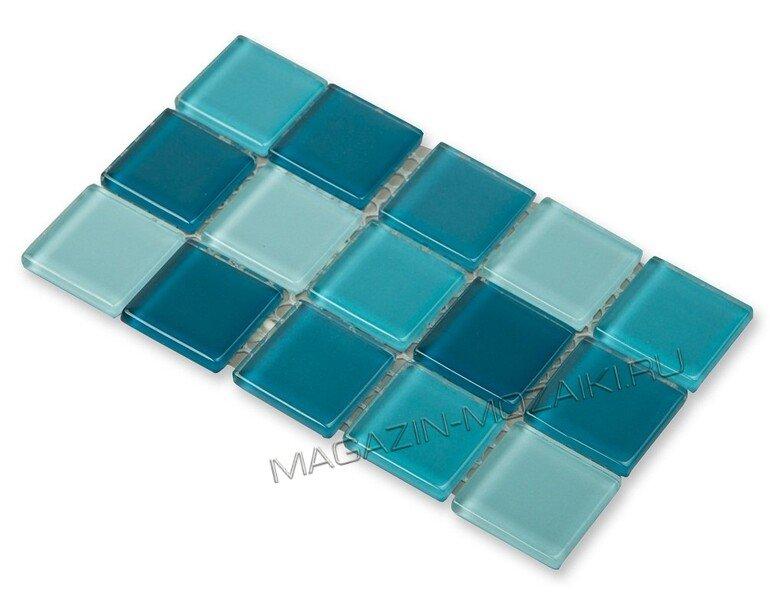 мозаика CPM-06 стеклянная для бассейна