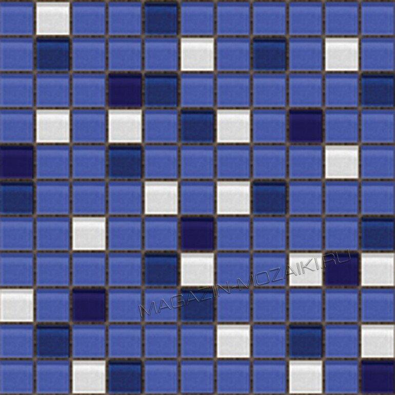 мозаика CPM-219-4 (F-219-4) стеклянная для бассейна