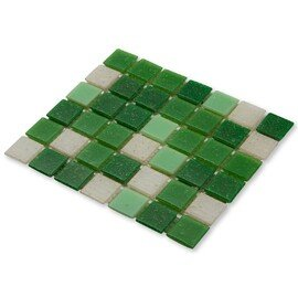 мозаика Jasmin на сетке
