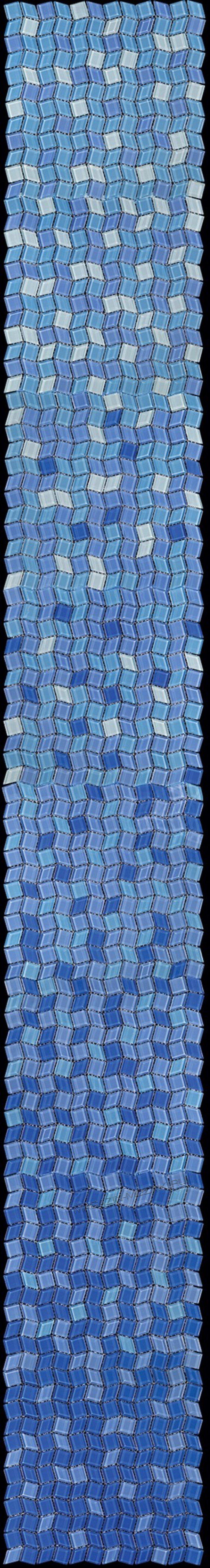 растяжка из мозаики F-124 (KF-124)