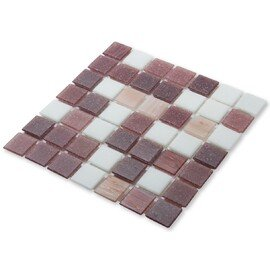 мозаика Lavander на сетке