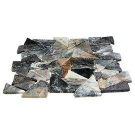 мозаика MS-TRI МРАМОР серый треугольный