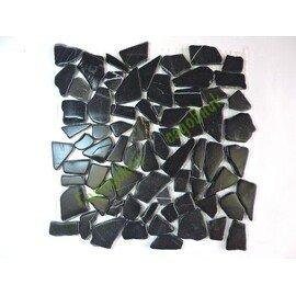 мозаика MS0509 IL МРАМОР чёрный