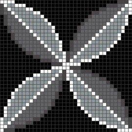 мозаика MZ-02 Black