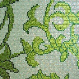 мозаика MZ-04 Green