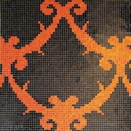 мозаика MZ-08 Black&Orange