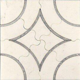 напольная плитка-мозаика ACM (W)-1/2