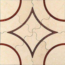 напольная плитка-мозаика ACM (Y)-1/3