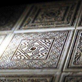 напольная плитка-мозаика TRG-1