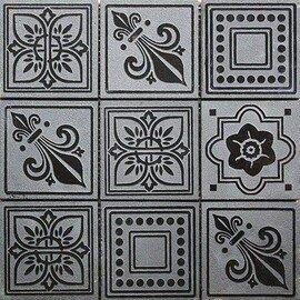 напольная плитка-мозаика TRG-10