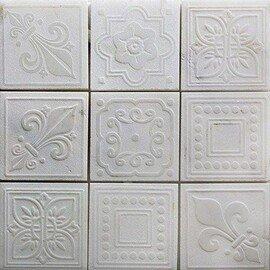 напольная плитка-мозаика TRG-11
