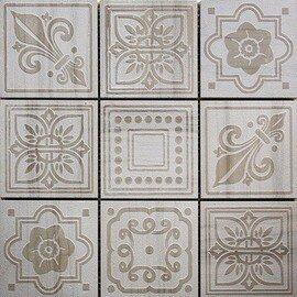 напольная плитка-мозаика TRG-12