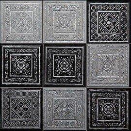 напольная плитка-мозаика TRG-2
