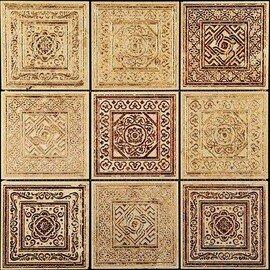 напольная плитка-мозаика TRG-4