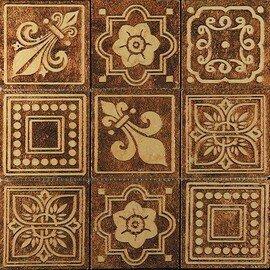 напольная плитка-мозаика TRG-6