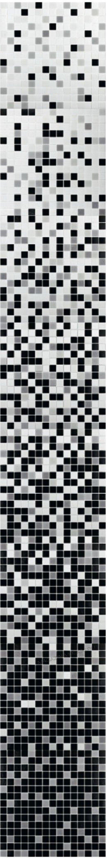 растяжка из мозаики Day&Night(m)