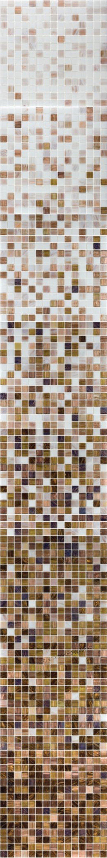 растяжка из мозаики DE604(m)